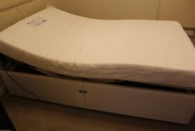 4ft wide Adjustable Bed