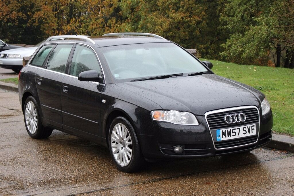 2008 Audi A4 2 0 Tdi Avant Manual Diesel 170 Bhp 1 Year