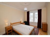 Double room in a bright two bedroom flat close to the Meadows ( May to 25th of July)