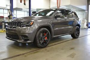 2018 Jeep Grand Cherokee SRT +Toit Pano, Hitch+
