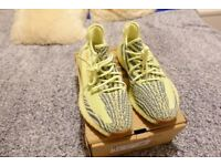 Yeezy Boost 350 v2 Frozen Yellow (Available size 5 and size 11)