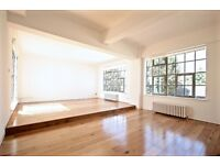 A 2nd floor 2 bedroom 2 bathroom apartment within warehouse located between Islington & Shoreditch.