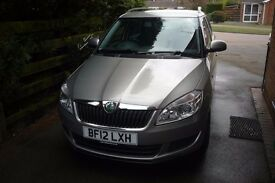 2012 1.2 TSI petrol Skoda Fabia Estate, 1 owner, 28820 miles, recent full service and MoT