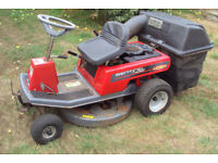 Murray Sentinel 100/76 (10/30) ride on mower with collector - delivery possible