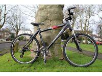 Mens mountain bike, Hardrock Specialized Sport