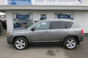 2011 Jeep Compass Limited  4WD  Auto