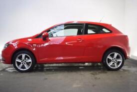 SEAT IBIZA 1.4 TOCA 3d 85 BHP (red) 2013