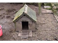 Hen/duck house - free to collector
