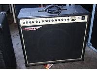3 x amps