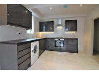 Recently Fully Renovated Ground Floor 2 Bedrooms Flat with Massive Front and Back Garden in Ashford