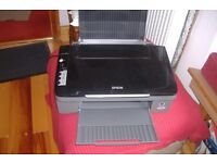 Epson printer / scanner / photocopier