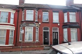 32 Oban Rd, Anfield. 3 bed mid terraced with GCH & DG. DSS welcome