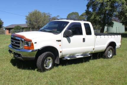 Ford F250 For Sale In Australia Gumtree Cars