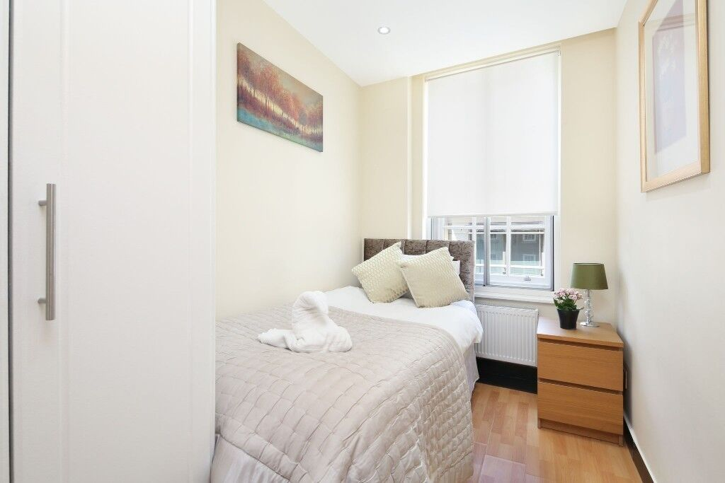 Call to view**Available now**Single room in Marble Arch