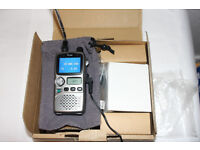 """Icom IC-r3 """"OFFERS' scanner Receiver Boxed £190 ono Excellent condition can deliver see details"""
