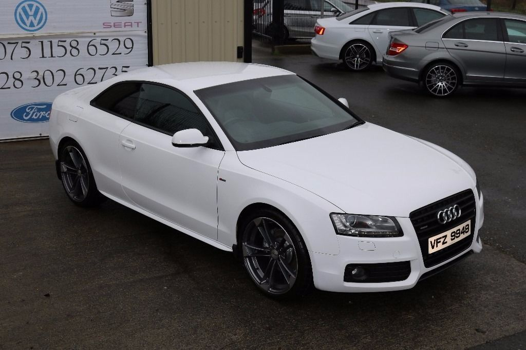 2011 audi a5 2 0 tdi quattro s line 168bhp black edition. Black Bedroom Furniture Sets. Home Design Ideas