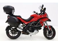 SOLD!!!!! 2014 Ducati Multistrada S Gran Turismo ---- Now Reduced !!!! ---- Price Promise !!!! ----