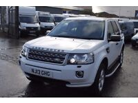 LAND ROVER FREELANDER GS TD4 ESTATE – 13-REG