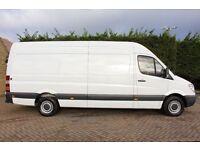 Man And A Van Telford Shrewsbury Wolverhampton Birmingham Delivery / Collection Service