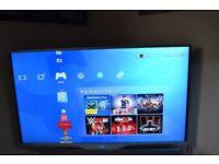 LG55LA620V 3D TV