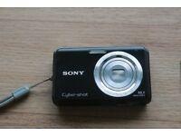 Digital camera sony dsc-w180 memory card
