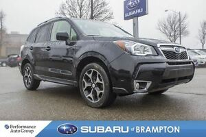 2014 Subaru Forester 2.0XT Touring|HEATED SEATS|SUNROOF|ALLOYS