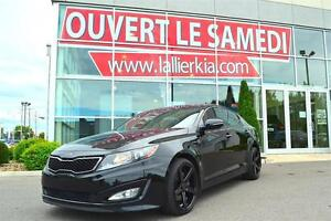 2011 Kia Optima Turbo SX / mag 19 pouces