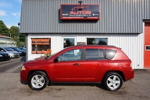 2007 Jeep Compass Sport/North 4X4 5 VITESSES FULL ÉQUIPÉ 164 000