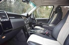 Land Rover Range Rover V8 AUTOBIOGRAPHY (grey) 2012-03-08