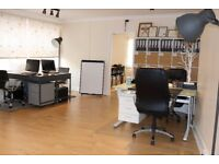Office in Golders Green, North West London near to Camden Hampstead Cricklewood (NW2 near NW11 NW1).