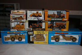 Die Cast Excavator & Truck Collection