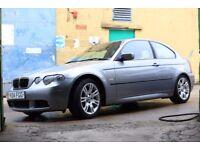 BMW E46 Compact 1.8 petrol