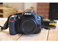 Nikon D3100 Bundle - Excellent Condition £300 Offers Welcome