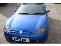MG TF 135 Spares or Repair