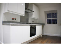 Luxury two double bedroom penthouse on top floor apartment with private roof terrace.