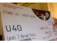 1x Stewart Lee Ticket For Content Provider Tour Cardiff