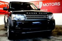 2010 Land Rover Range Rover Sport SUPERCHARGED NAV DVD