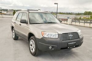 2007 Subaru Forester X Langley Location