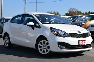2012 Kia Rio LX+ | HEATED SEATS | FACTORY WARRANTY