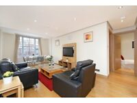 !! Two bed furnished flat available in Oxford Street !! Porter