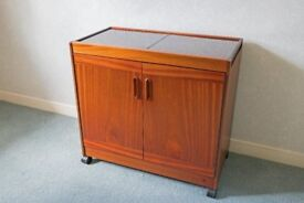 Philips electric hostess trolley