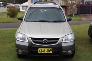 2004 Mazda Tribute Wagon Caves Beach Lake Macquarie Area Preview