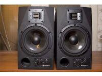 Adam A7 Speakers Monitors Pair (Adam Audio) Near field