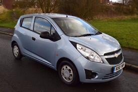 2010 CHEVROLET SPARK PLUS 1.0 PETROL ! VERY CLEAN CAR ! GRAB A BARGAIN ! NEW MOT ! £30 Road Tax