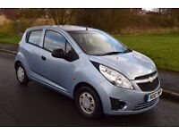 2010 CHEVROLET SPARK PLUS 1.0 PETROL !! Immaculate condition ! £30 Road Tax ! Full Service History !