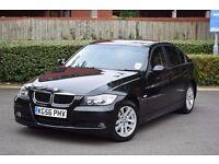 2006 BMW 320D SE 2.0 DIESEL 170bhp,3 MONTHS WARRANTY & BREAKDOWN COVER,FSH,2 KEYS*FULL LEATHER