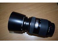 Olympus Zuiko 40-150 Digital lens