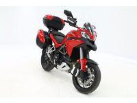 2013 Ducati Multistrada 1200s Touring --- PRICE PROMISE!!!