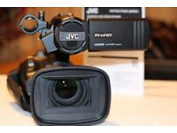 JVC FULL HD PROFESSIONAL CAMCORDER: GY-HM620E