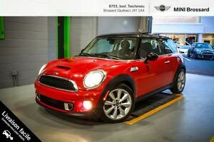 2012 MINI COOPER S 17 -- MINI NEXT -- TURBO --